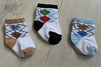 Носки для новорожденных 0-3 мес