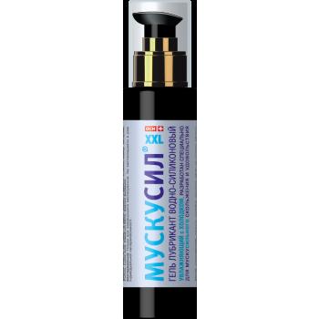 Мускусил XXL гель-лубрикант водно-силиконовый увлажняющий с холодком 100мл