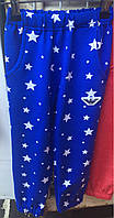 Спортивные штаны Armani оптом 92-116 электрик звезды