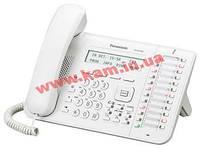 Системный телефон Panasonic KX-DT543RU White (цифровой) для АТС Panasonic