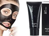 Оригинал! Маска - пленка от черных точек и сужающая поры AFY Black Mask