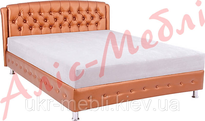 Кровать двуспальная Монсерат 180х200, Алис_м