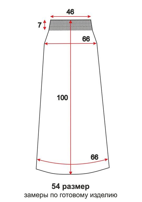длинная юбка в пол teens.ua выкройка
