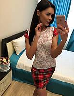 Деловое повседневное женское платье по цене производителя, фото 1