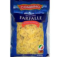 Макароны бантики Combino Farfalle 500гр. Италия