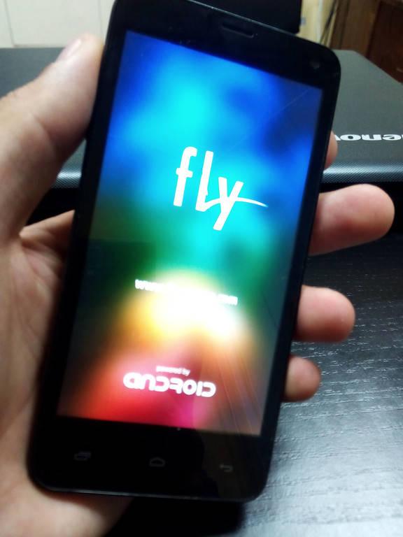 Замена сенсор (тачскрина) на мобильном телефоне Fly IQ 4416