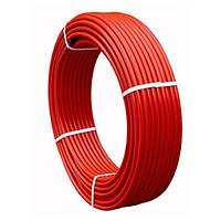 Giacomini (Италия) Труба из сшитого полиэтилена Giacomini 16x2,0 красная оригинал (Италия)