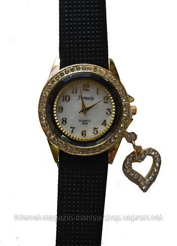 Часы наручные женские Jumeis сердце
