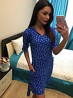 Модное повседневное платье, фото 1