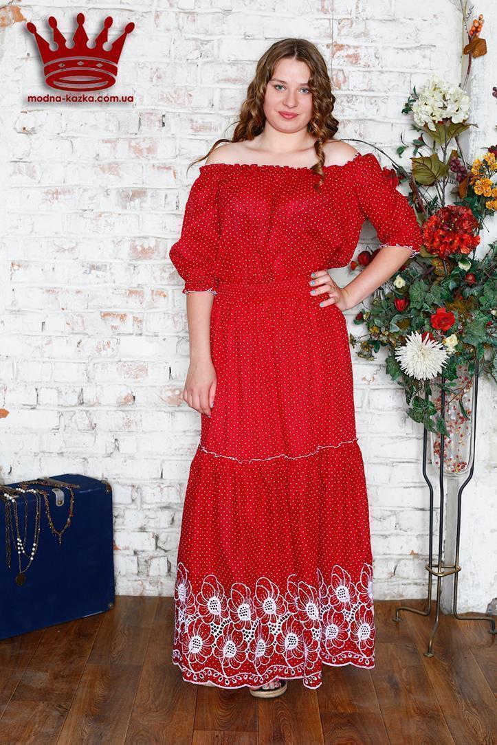 b52114b9be3505 платье виржини красное Tell купить в украине недорого интернет