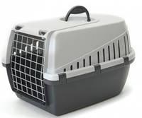 Savic ТРОТТЭР3 (Trotter3) переноска для собак, пластик, 60,5Х40,5Х39 см, темно-серый