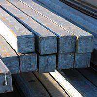 Квадрат стальной ст. 3, 20, 35, 45, 40Х по ГОСТ в ассортименте 12 мм, 14, 16, 22, 25, 28, 30, 32, 45, 40, 42
