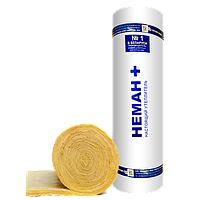 Утеплитель в рулонах Неман + light 1.2х6.25х0.5м (2 шт., 15м.кв)