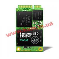 SSD накопитель Samsung 850 EVO 500GB, mSATA, SATA III (MZ-M5E500B)