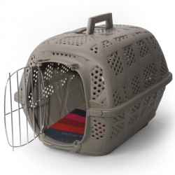 Imac Carry Sport АЙМАК КЭРРИ СПОРТ переноска для собак и кошек, пластик, 48,5х32х34,5 см, серый