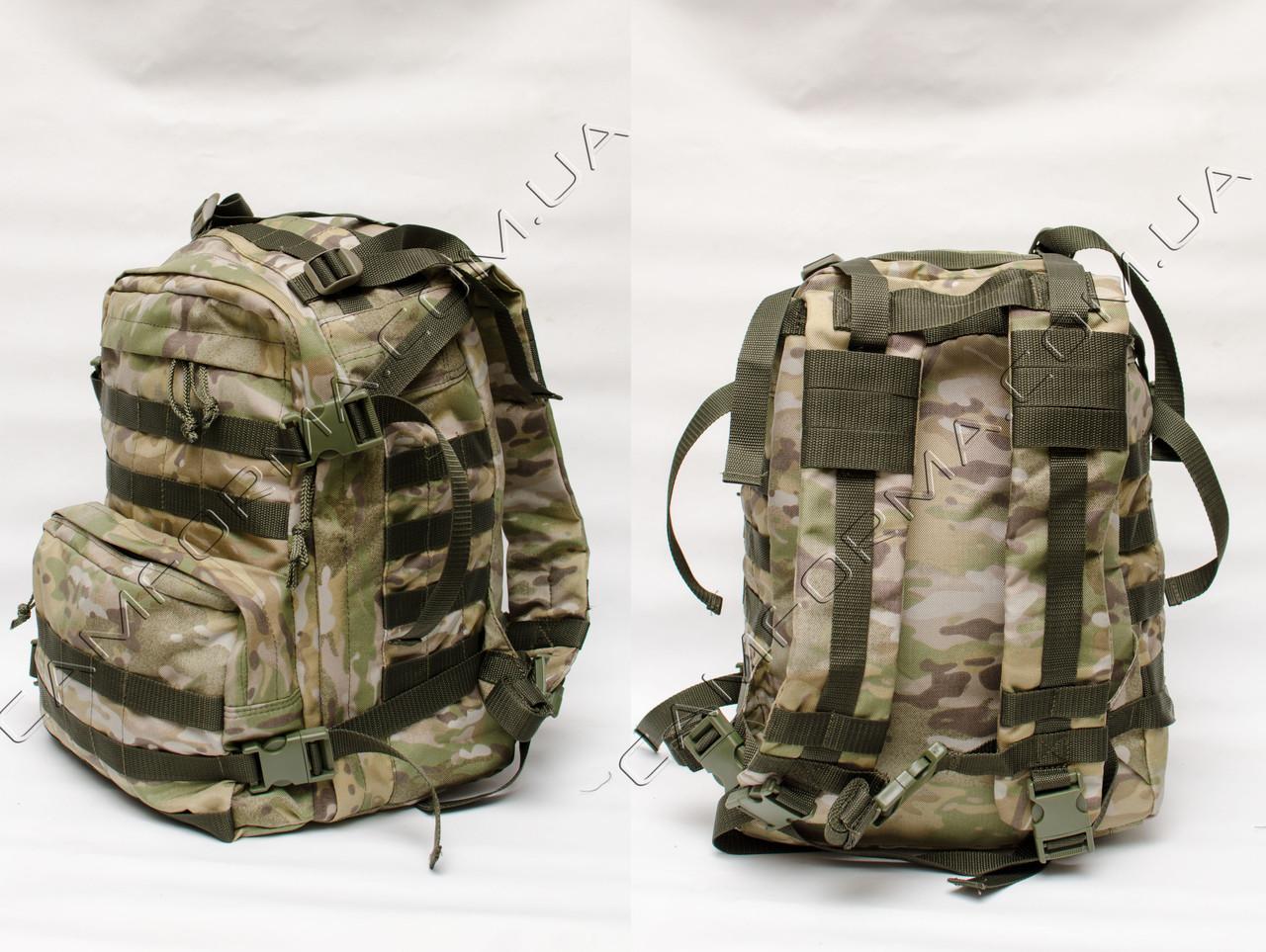 Боевой ранец (рюкзак) 28л. Мультикам (кордура)
