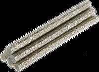 Стержни клеевые серебро с блестками 8х100 мм Topex 42E182 комплект из 6 шт