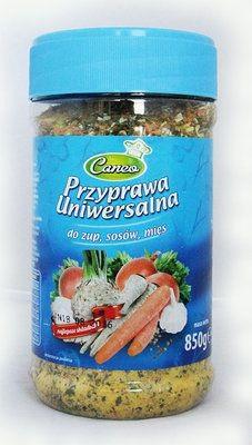 Приправа универсальная Caneo Przyprawa Uniwersalna, 850гр.