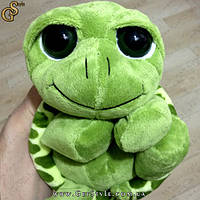 "Милая плюшевая черепашка - ""Tortoise Doll"" - 20 х 15 см., фото 1"