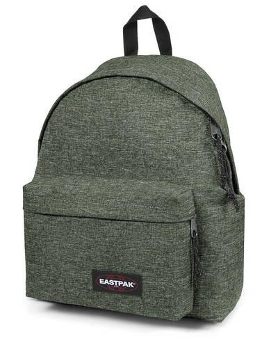 Прочный рюкзак 24 л. Padded Pak'R Eastpak EK62008K зеленый