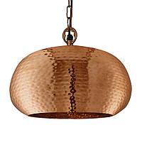 Светильник потолочный купол Loft [ Hammered Pendants ] (copper)