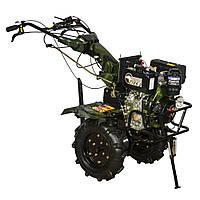 Мотоблок дизельный с воздушным охлаждением Zirka GT76D02E
