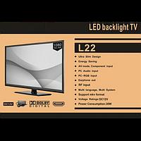 LED Телевизор L22 (22 дюйма)