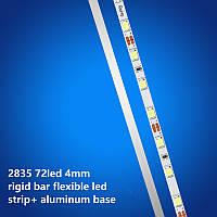 Dilux - Светодиодная LED линейка SMD 2835 72LED/m, негерметичная IP33