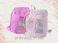 Детский рюкзак Hello Kitty.