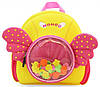 Превосходный желтый рюкзак, Ангел Nohoo NH030-1, 3 л
