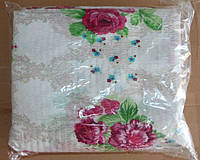 Постільна білизна Євро розміру жатка Тирасполь бордові троянди