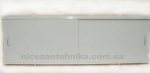 Экран для ванны алюминиевый 120*50 см. ЕВА-2
