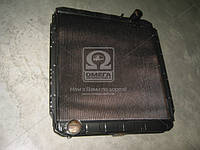 Радиатор водяного охлаждения КАМАЗ 54115 с повыш.теплоотд. (4-х рядный) (г.Бишкек). 146.1301010-50