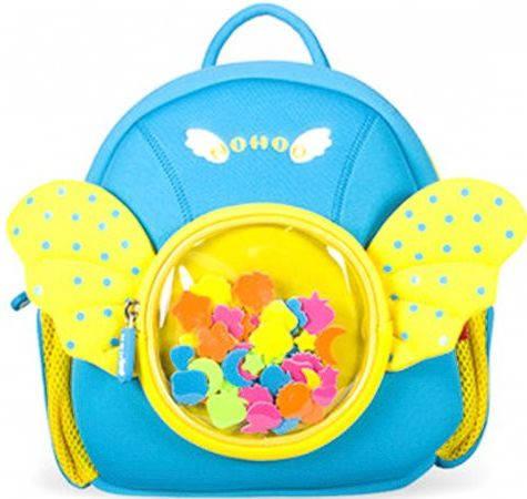 Волшебный голубой рюкзак, Ангел Nohoo NH030-2, 3 л