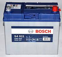 Автомобильный аккумулятор Bosch 6CT-45 S4 Silver (S40 210)