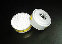 Фильтр химический марка А на маску обзорную