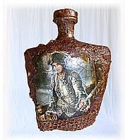 """Морская бутылка Пиратские истории Подарок мужчине моряку на новый год """""""