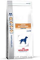 Royal Canin Gastro Intestinal Low Fat Dog-лечебный корм для собак 1.5кг