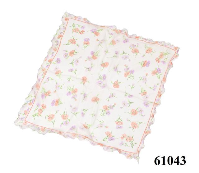 Нежный шейный платок 60*60  (61043) 3