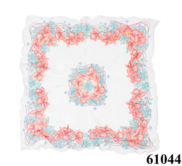 Нежный шейный платок 60*60  (61044) 3