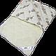 Одеяло двуспальное открытый мех, хлопок 175х210 Ода, фото 5