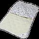 Одеяло двуспальное открытый мех, хлопок 175х210 Ода, фото 6