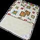 Одеяло двуспальное открытый мех, хлопок 175х210 Ода, фото 7