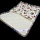 Одеяло двуспальное открытый мех, хлопок 175х210 Ода, фото 8
