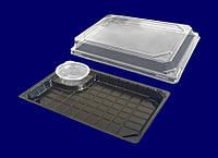 Упаковка для суши арт. 332С BL