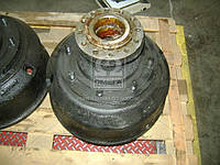Ступица колеса ЗИЛ заднего левая с бараб. в сб. 130-3104009