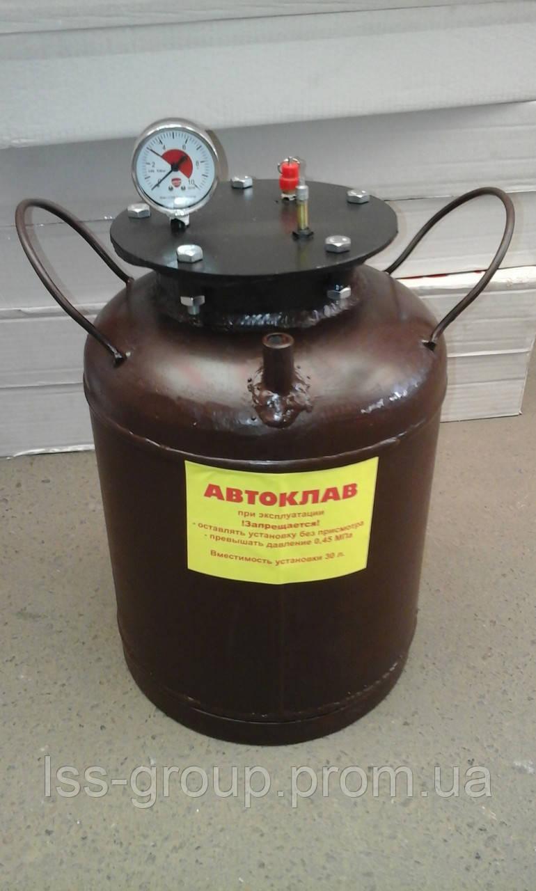 Газовый домашний автоклав купить домашняя пивоварня люкс