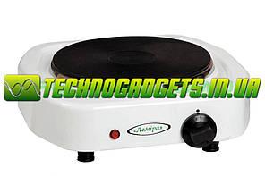 Электроплитка одноконфорочная Лемира ЭПЧ-Т 1-1,5кВт/220В чугунная конфорка