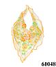 Нежный шейный платок 60*60  (61048)