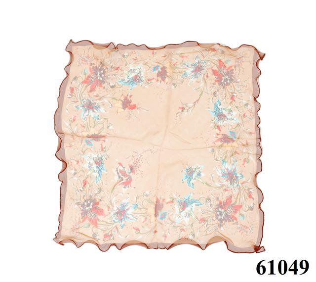 Нежный шейный платок 60*60  (61049) 3